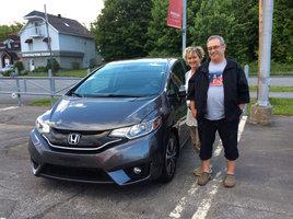 Satisfaction de Avantage Honda à Shawinigan