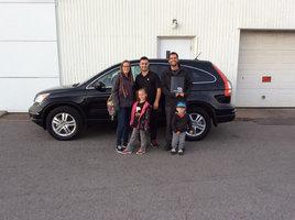 Excellent service!!! de Hyundai Trois-Rivières à Trois-Rivières