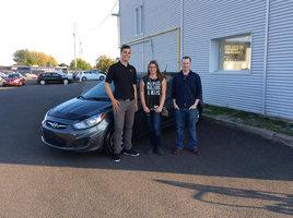 Un conseiller amical de Hyundai Trois-Rivières à Trois-Rivières