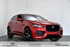Jaguar F-Pace 35t R-Sport 2017