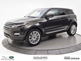 Land Rover Range Rover Evoque PRESTIGE   NAV + CUIR BRUN 2013