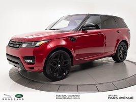 Land Rover Range Rover Sport HST 2016