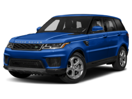 Land Rover Range Rover Sport V8 Supercharged SVR 2019