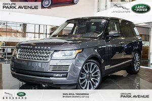 Land Rover Range Rover V8 Autobiography Supercharged SWB 2017