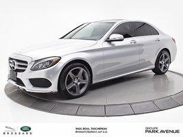 2015 Mercedes-Benz C-Class * NOUVEL ARRIVAGE *