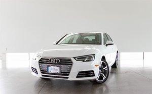 Pre-Owned 2014 Audi S4 3 0 7sp S tronic Progressiv