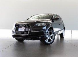 2012 Audi Q7 3.0T Prem Plus quattro Tip