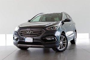 2017 Hyundai Santa Fe Sport AWD 2.0T Limited