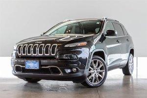 2014 Jeep Cherokee 4x2 Limited