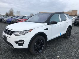 2019 Land Rover DISCOVERY SPORT 237hp HSE