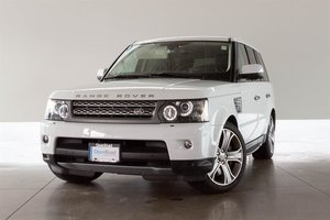 2011 Land Rover Range Rover Sport V8 Supercharged (SC)