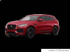 Jaguar F-Pace S AWD 2019
