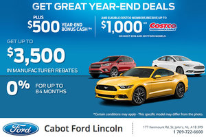 Ford's Monthly Sales Event