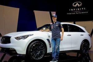 Infiniti et Red Bull champions du monde sur le circuit de la Formule 1