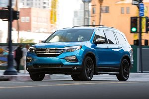 The 2016 Honda Pilot arrives in dealerships at the end of July