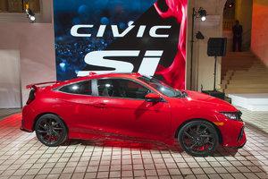 Honda présente sa toute nouvelle Honda Civic Si