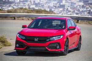 2018 Honda Civic Hatchback: stylish and efficient in Bathurst, New-Brunswick