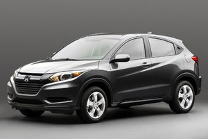 All-new Honda HR-V – From concept to reality