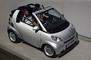 Smart Fortwo cabriolet 2013 – S'amuser de façon abordable