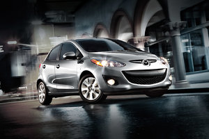 Mazda2 2014 – Amusante et dynamique