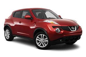 Le Nissan Juke offre également un modèle très limité...