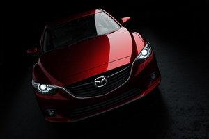 Première mondiale de la nouvelle Mazda 6