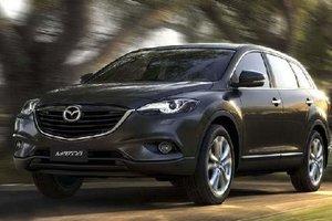 Mazda CX9 2015, le multisegment polyvalent