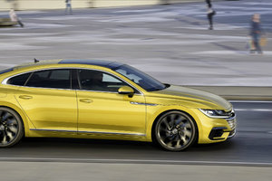 The All-New Arteon Has Arrived