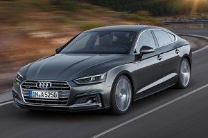2018 Audi A5: Dynamic elegance