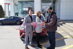 Merci Vimont Toyota Laval!!