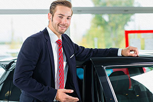 A Sales Advisor