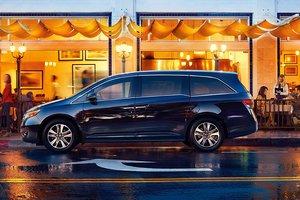 La Nouvelle Honda Odyssey 2018 dévoilée à Détroit