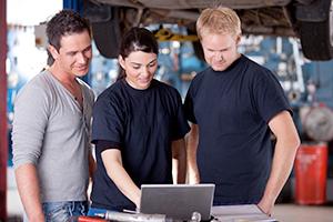 Automobile Apprentice Technician