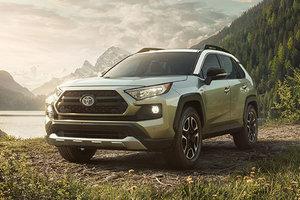 Le nouveau Toyota RAV4 2019 bientôt disponible à Montréal