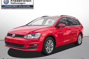Volkswagen Golf Sportwagon 2.0 TDI Comfortline DSG at w/Tip 2015