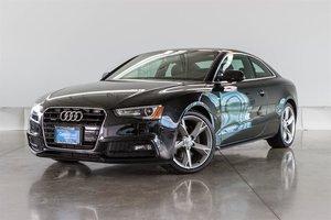 2013 Audi A5 2.0T Prem 6sp man qtro Cpe