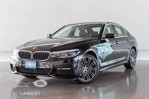 2018 BMW 5 Series 530i xDrive - LIKE NEW, ACCIDENT FREE, PREMIUM PACKAGE ENHANCED