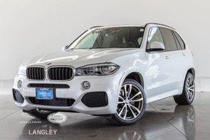 2016 BMW X5 XDrive35i - ACCIDENT FREE, M-SPORT, PREMIUM PACAKGE ENHANCED, HARMAN KARDON AUDIO