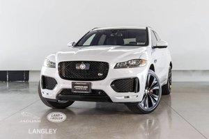 2018 Jaguar F-Pace S - Demo Savings! Black Pack, 22
