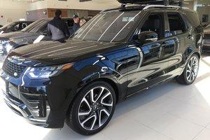 2018 Land Rover Discovery Diesel Td6 HSE Luxury