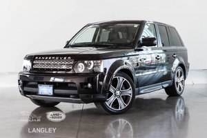 2012 Land Rover Range Rover Sport SC - LOW KM, HARMON KARDON, NAVIGATION, BACKUP CAMERA!