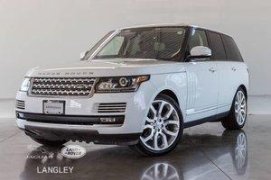 2016 Land Rover Range Rover V6 HSE Diesel (2016.5)