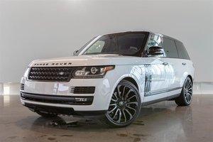 2017 Land Rover Range Rover V8 Supercharged LWB