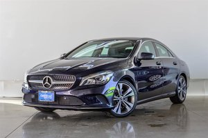 2018 Mercedes-Benz CLA250 Coupe
