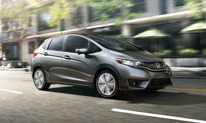 2016 Honda Fit: Everyday Practicality