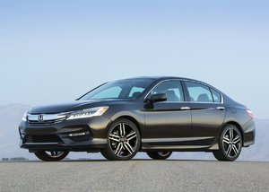 2016 Honda Accord - Better design, better technologies