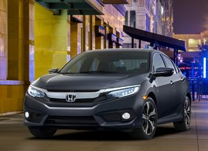 The completely redesigned 2016 Honda Civic has arrived!