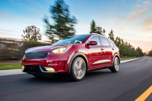 ALL-NEW 2017 NIRO HYBRID UTILITY VEHICLE MAKES CANADIAN DEBUT AT THE 2016 CANADIAN INTERNATIONAL AUTO SHOW