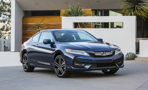 The 2017 Honda Accord and all its versions