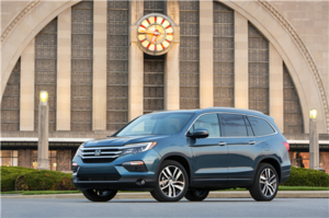 The 2018 Honda Pilot is Ready to Take The Road in Hull, Quebec